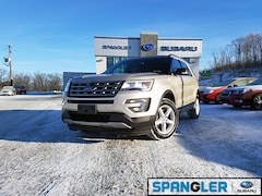 Used 2017 Ford Explorer XLT SUV for Sale in Johnstown, PA