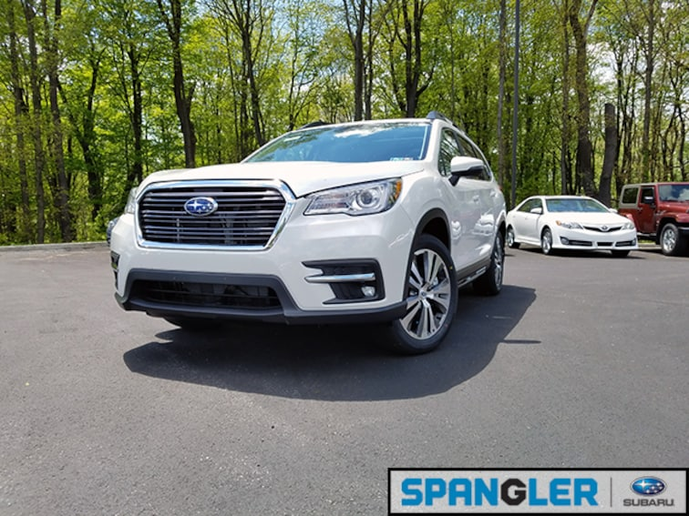 New 2019 Subaru Ascent Limited 7-Passenger SUV For Sale/Lease Johnstown, PA