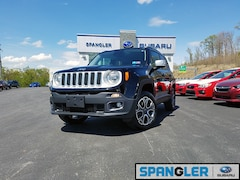 Used 2016 Jeep Renegade Limited 4x4 SUV under $16,000 for Sale in Johnstown