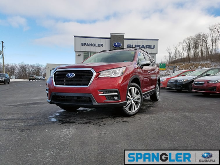 New 2019 Subaru Ascent Touring 7-Passenger SUV For Sale/Lease Johnstown, PA