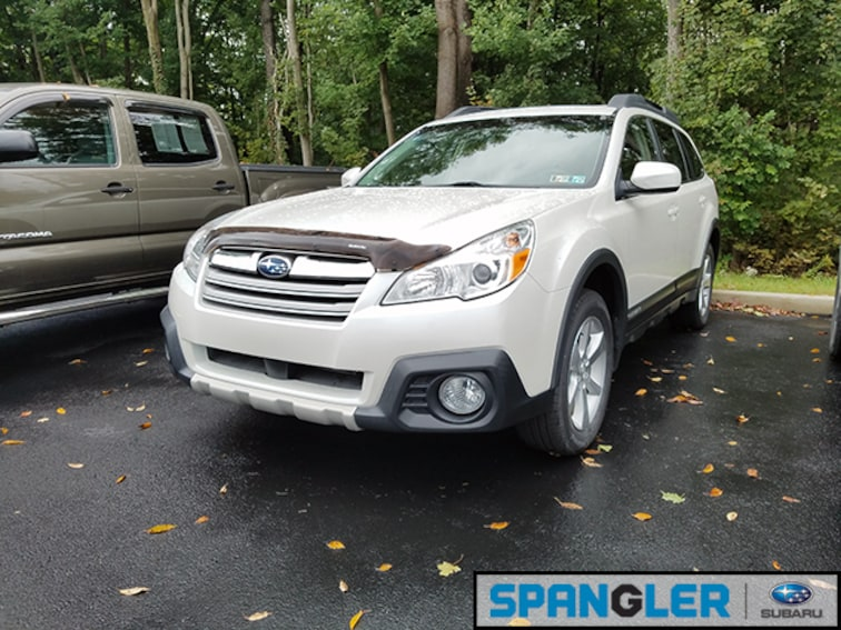 Used 2014 Subaru Outback 2.5i Limited w/Moonroof SUV in Johnstown, PA