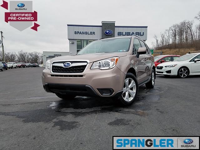 2015 Subaru Forester 2.5i Premium w/All-Weather Pkg SUV