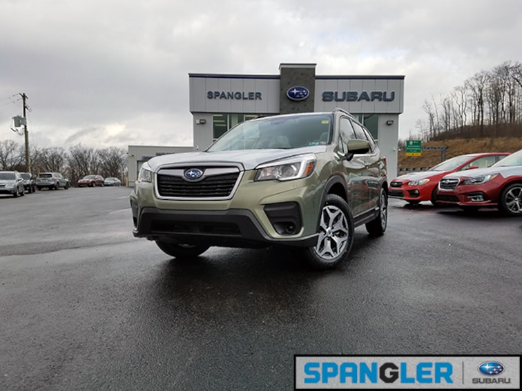 New 2019 Subaru Forester Premium SUV For Sale/Lease Johnstown, PA