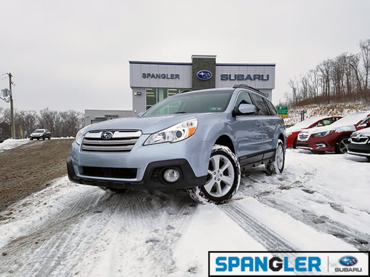 Used 2014 Subaru Outback 2.5i Premium w/All-weather pkg SUV in Johnstown, PA
