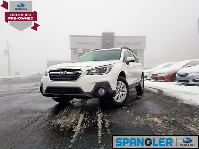 Certified Used 2018 Subaru Outback 2.5i Premium SUV in Johnstown, PA