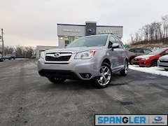 Used 2016 Subaru Forester 2.5i Touring w/Eyesight+Navi SUV for Sale in Johnstown, PA