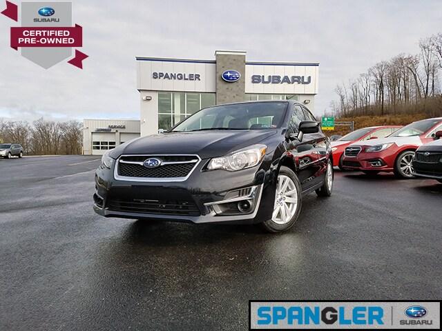 2016 Subaru Impreza 2.0i Premium Sedan
