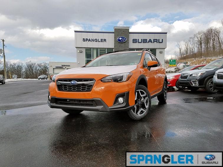 New 2019 Subaru Crosstrek 2.0i Limited SUV For Sale/Lease Johnstown, PA