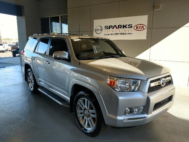 2013 Toyota 4Runner 4WD Limited SUV