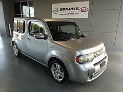 2010 Nissan Cube Wagon