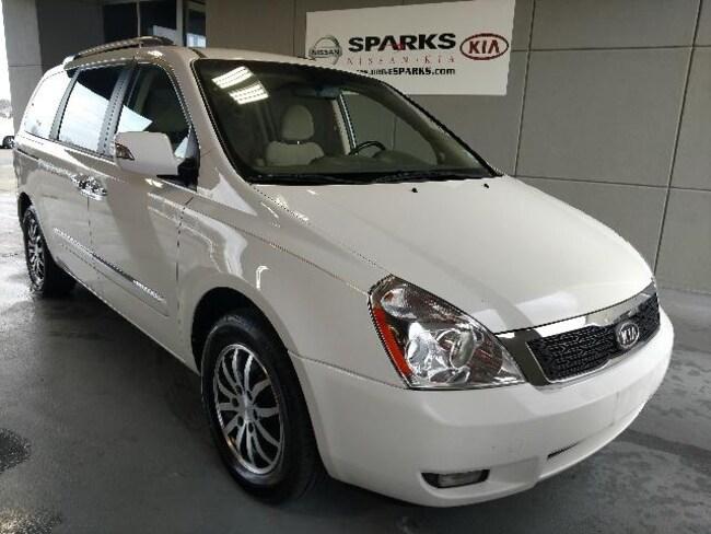 2012 Kia Sedona EX Van