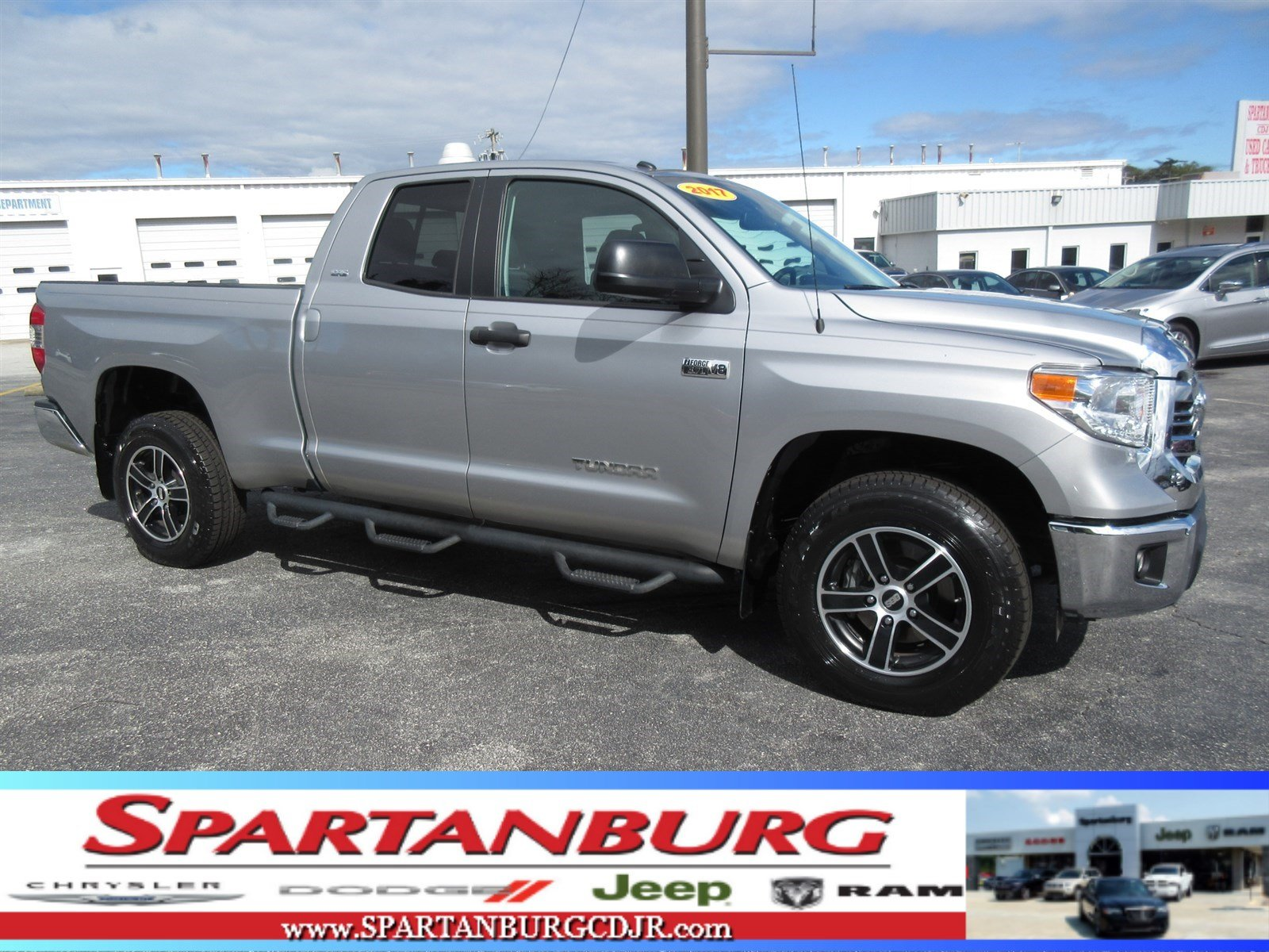 2017 Toyota Tundra 2WD SR5 Truck Double Cab