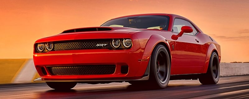2018 Dodge Challenger Srt Demon Price Specs Spartanburg Sc