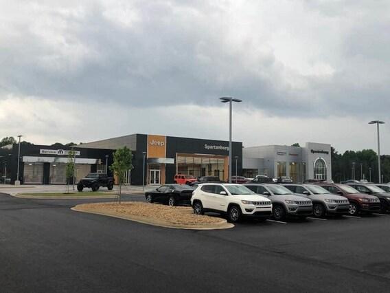 dodge dealership spartanburg sc About Spartanburg Chrysler Dodge Jeep  New & Used Car Dealer