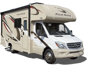 2019 Thor Motor Coach FOUR WINDS 24BL EN ROUTE