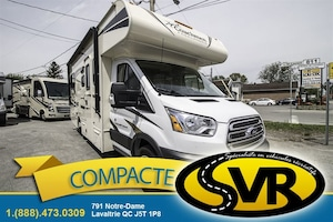 2018 COACHMEN FREELANDER MICRO 20CB