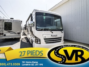 2019 COACHMEN PURSUIT 27DS