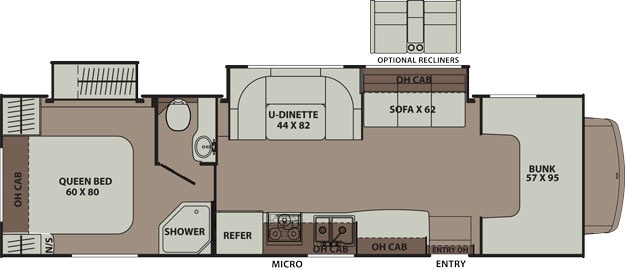 le coachmen leprechaun 319ds 2014 vendre sp cialiste v hicules r cr atifs lavaltrie. Black Bedroom Furniture Sets. Home Design Ideas
