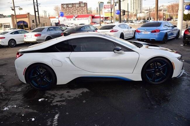 Used BMW I For Sale Salt Lake City UT - 2015 bmw i8 coupe price