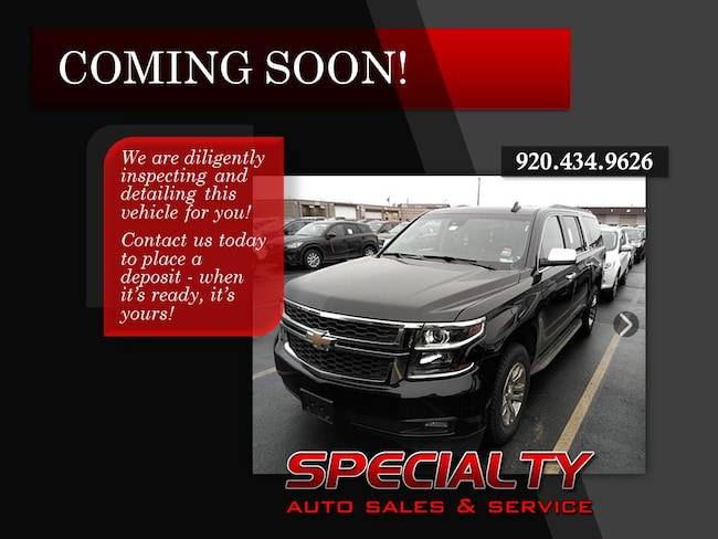 Used 2015 Chevrolet Suburban 1500 LT SUV Green Bay