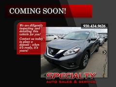 Used 2015 Nissan Murano SL SUV for sale in Green Bay