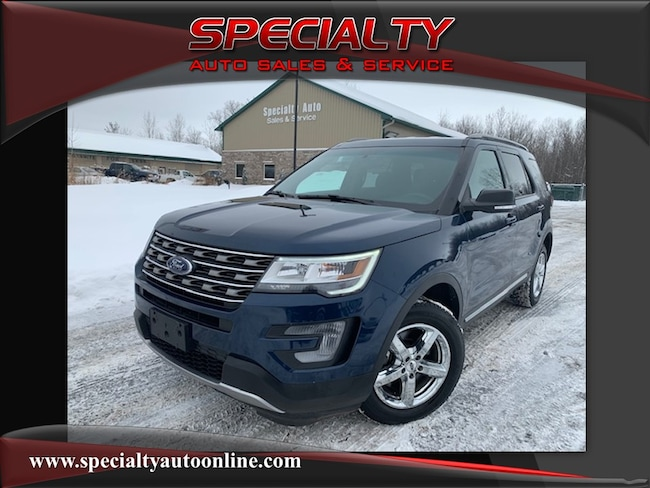 Used 2017 Ford Explorer XLT SUV Green Bay