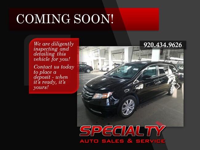 Used 2015 Honda Odyssey EX-L Van Green Bay