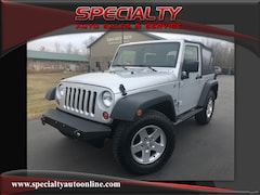 Used 2009 Jeep Wrangler X SUV for sale in Green Bay