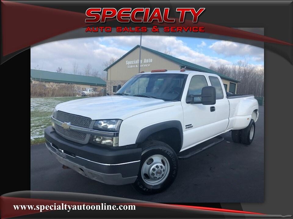 2003 Chevrolet Silverado 3500 LT Truck Extended Cab