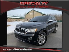 Used 2011 Jeep Grand Cherokee Limited SUV for sale in Green Bay