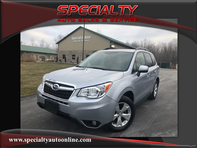Used 2016 Subaru Forester 2.5i Limited SUV Green Bay