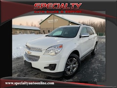 Used 2013 Chevrolet Equinox 1LT AWD SUV for sale in Green Bay
