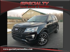 Used 2016 Ford Explorer Sport SUV for sale in Green Bay