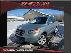 Used 2008 Hyundai Santa Fe Limited SUV for sale in Green Bay