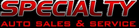 Specialty Auto Sales & Service