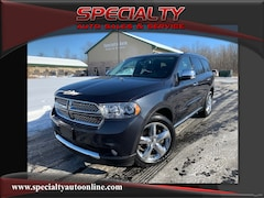 Used 2013 Dodge Durango Citadel AWD SUV for sale in Green Bay