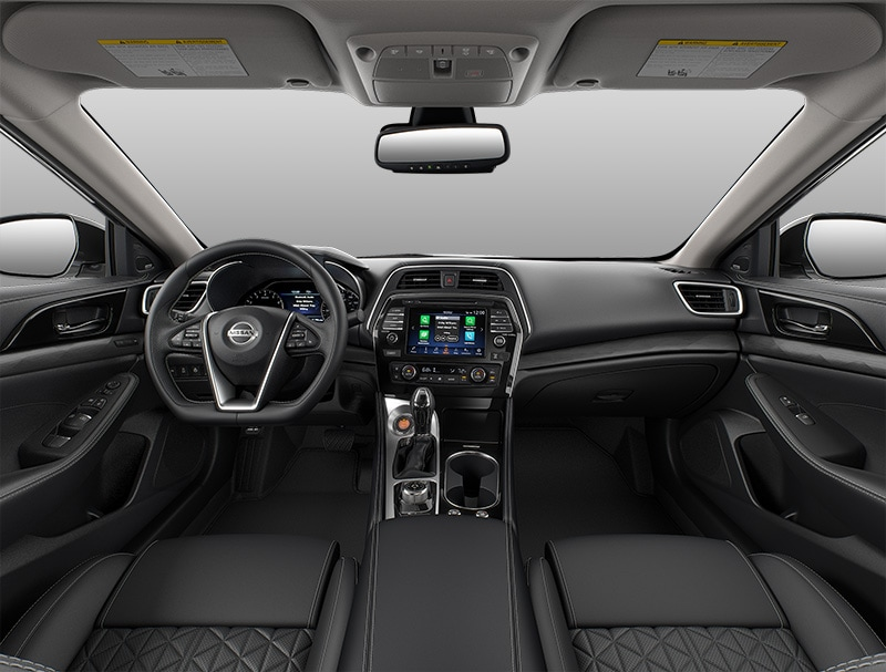 New 2020 Nissan Maxima interior