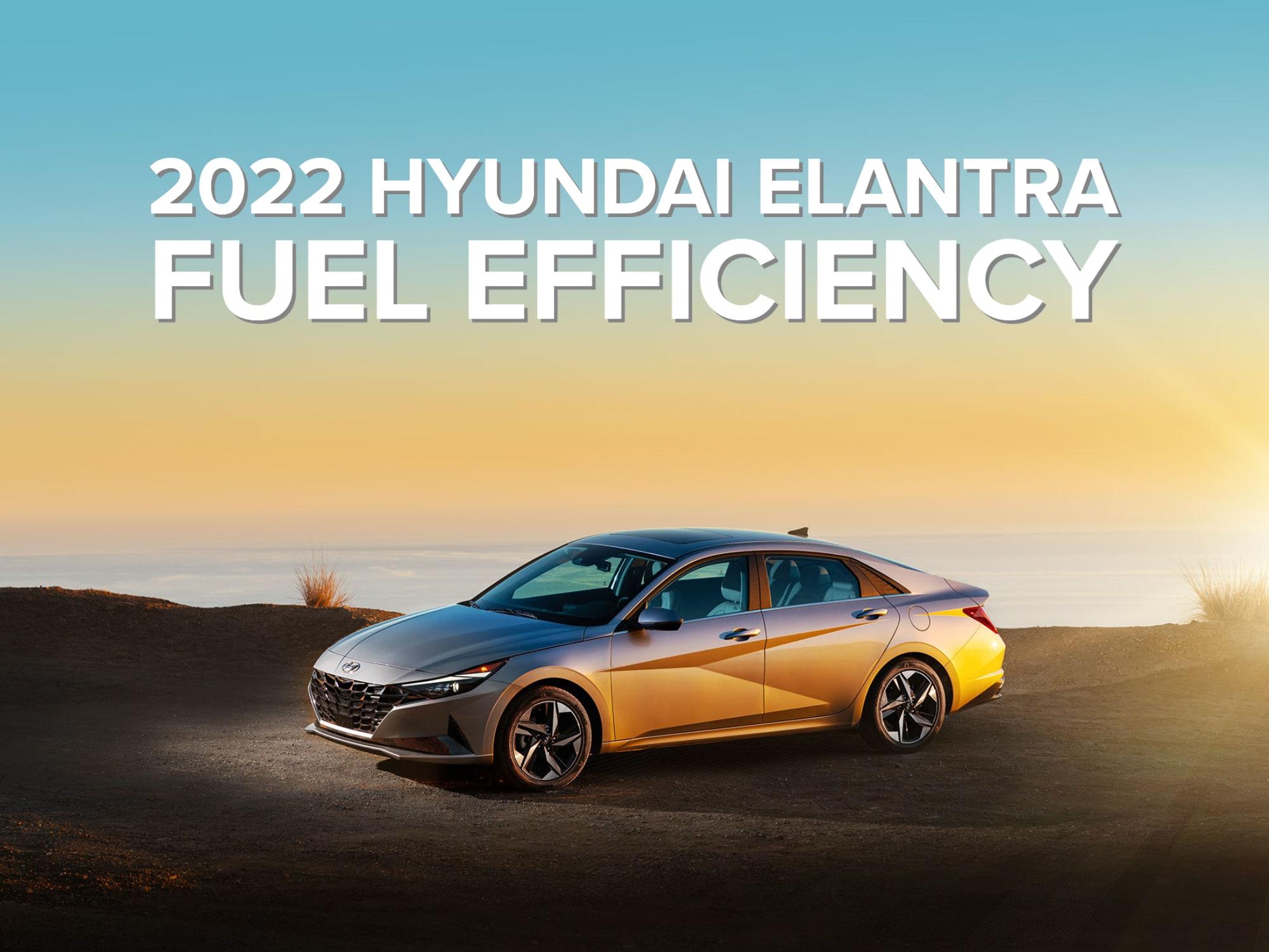 Front 3/4 View of Hyundai Elantra
