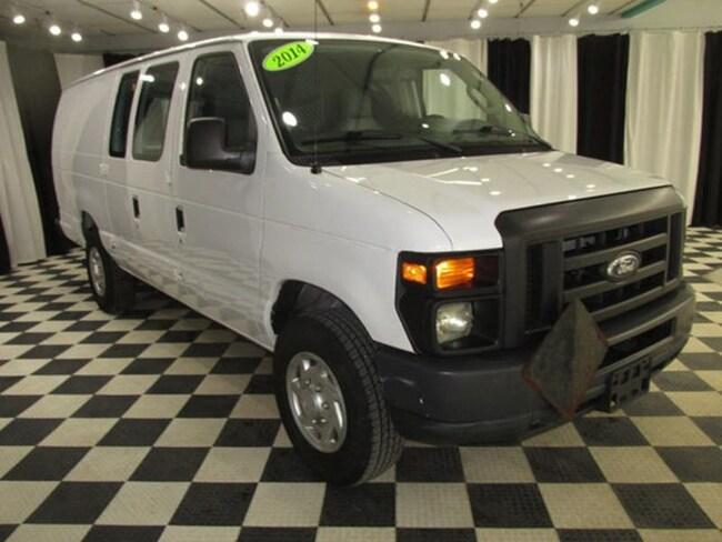 2014 Ford Econoline Cargo Van Van Extended Cargo Van