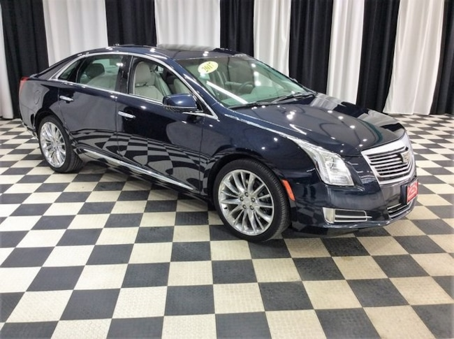 Used 2017 Cadillac Xts For Sale At Speedway Auto Mall Vin
