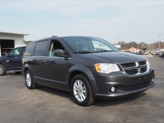 2019 Dodge Grand Caravan SXT Mini-Van