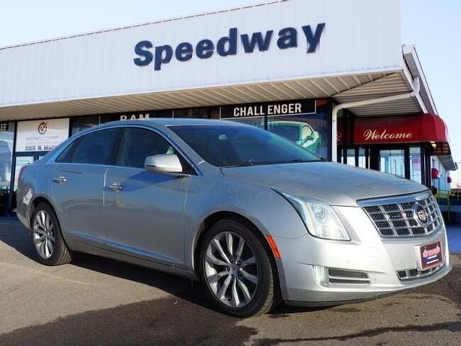 2015 Cadillac XTS Luxury Sedan