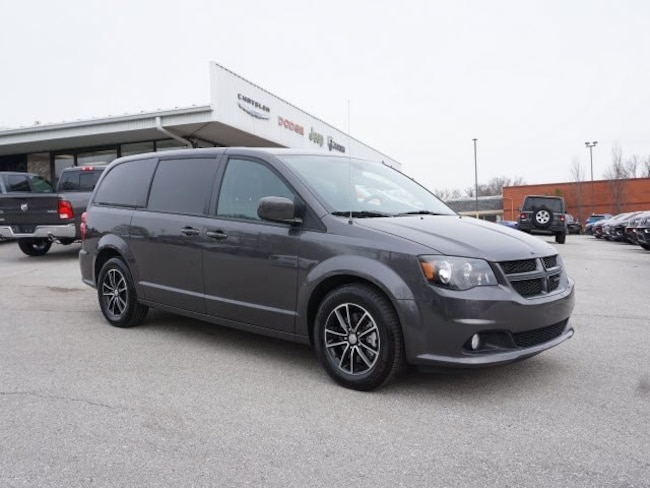 2018 Dodge Grand Caravan GT Mini-Van