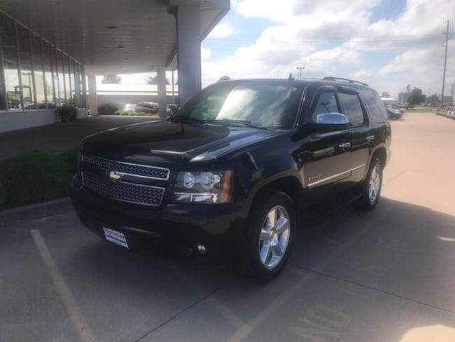 Used 2009 Chevrolet Tahoe LTZ SUV for sale near columbia mo