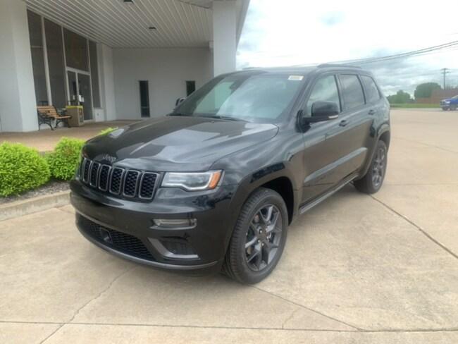 New 2019 Jeep Grand Cherokee LIMITED X 4X4 Sport Utility for sale near Jefferson City, MO