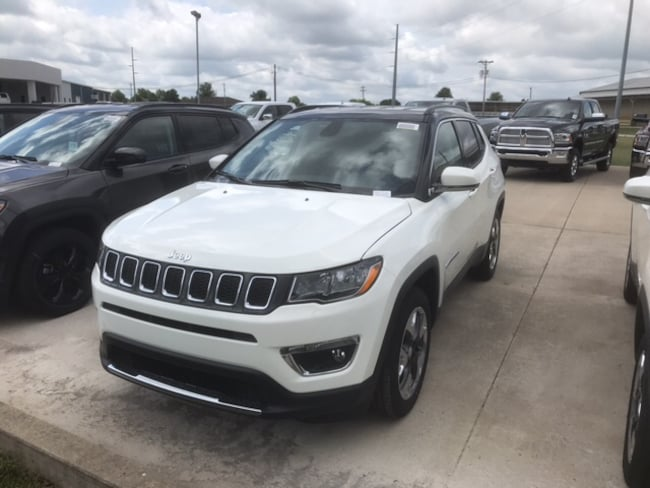 New 2018 Jeep Compass LIMITED FWD Sport Utility for sale near Jefferson City, MO