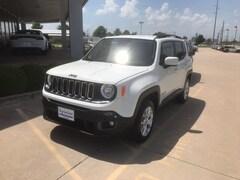 Used 2017 Jeep Renegade Latitude 4x4 SUV ZACCJBBB3HPE62062 for Sale in California, MO