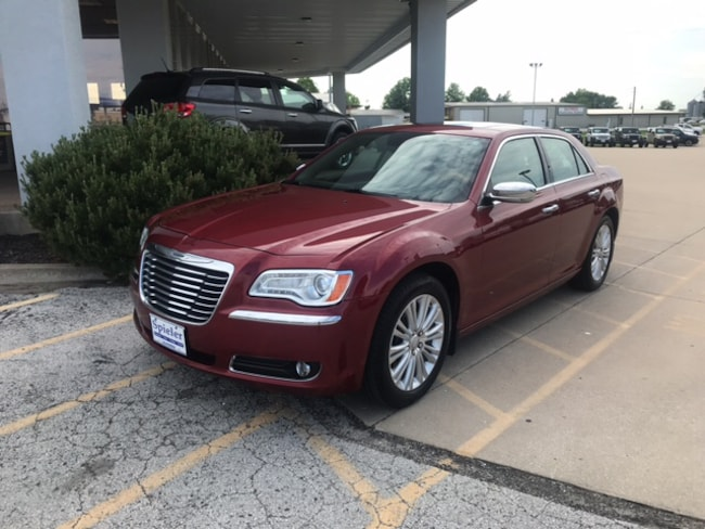 Used 2014 Chrysler 300C Base Sedan for sale near columbia mo