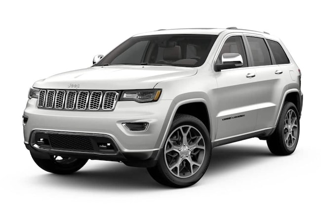 New 2019 Jeep Grand Cherokee OVERLAND 4X4 Sport Utility for sale near Jefferson City, MO