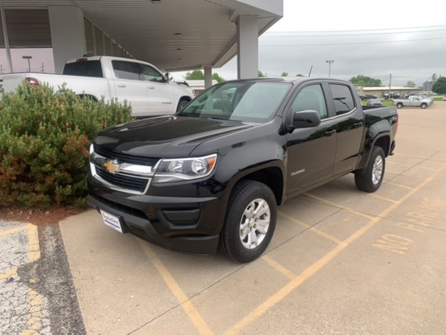 Used 2019 Chevrolet Colorado LT Truck Crew Cab for sale near columbia mo